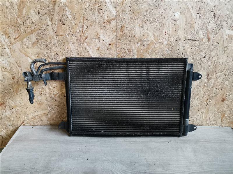 Радиатор кондиционера Volkswagen Golf V 2006 (б/у)