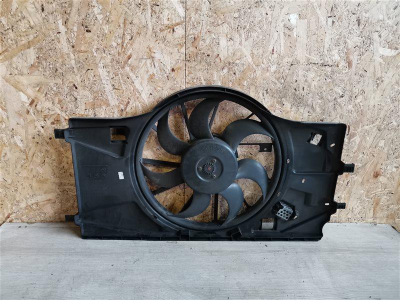 Вентилятор радиатора Renault Laguna III 2010 (б/у)