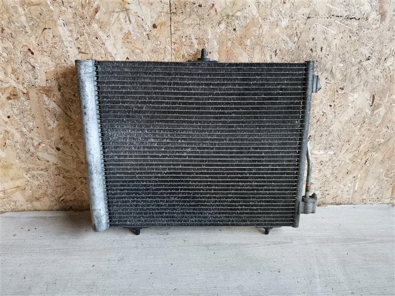 Радиатор кондиционера Peugeot 207 2009 (б/у)