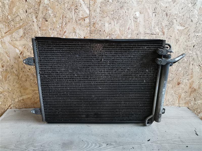 Радиатор кондиционера Volkswagen Passat B7 2011 (б/у)