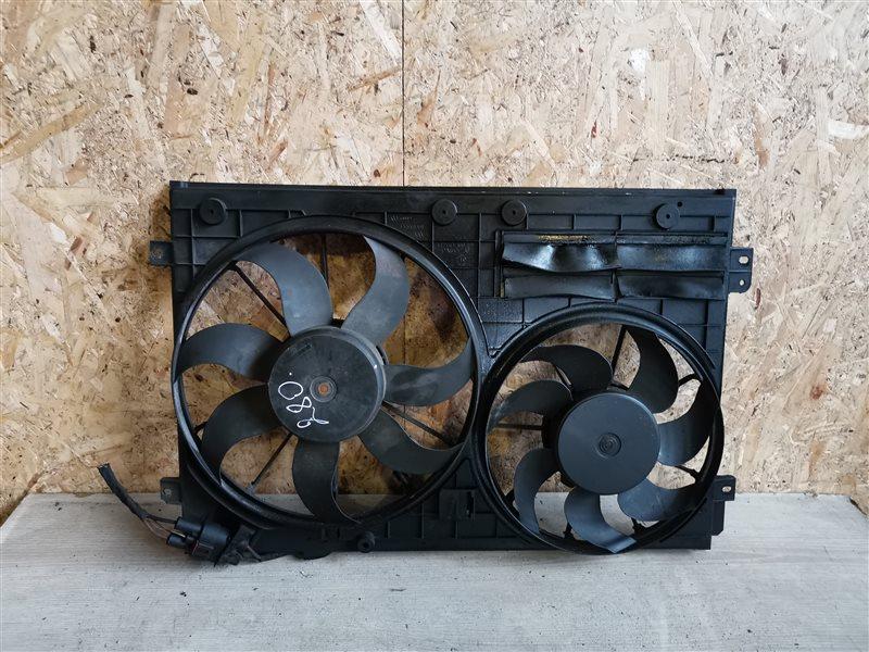 Вентилятор радиатора Volkswagen Passat B7 2011 (б/у)