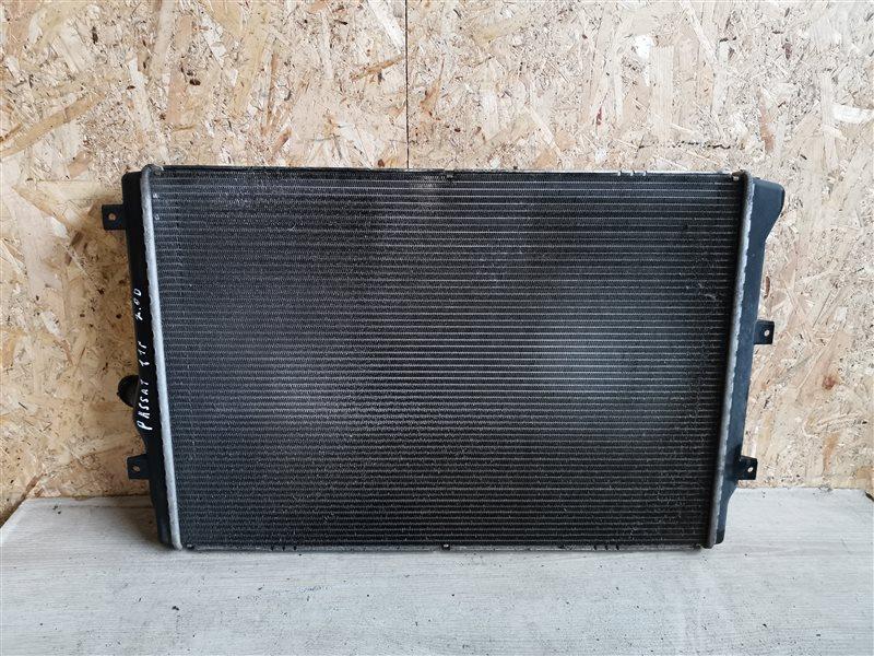 Радиатор основной Volkswagen Passat B7 2011 (б/у)