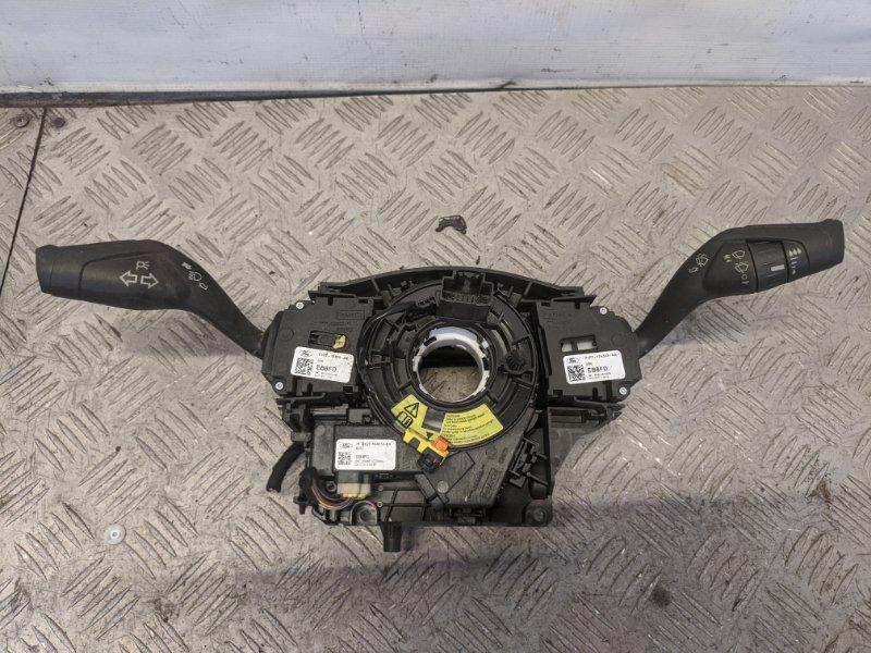 Механизм подрулевой под srs Ford Transit/tourneo Custom I 2.2 2015 (б/у)