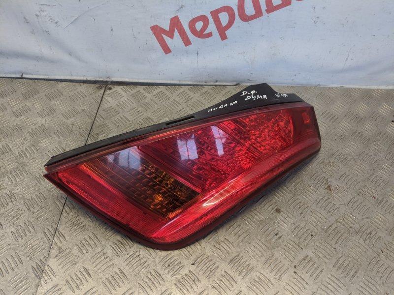 Фонарь наружный правый Nissan Murano Z50 3.5 2007 (б/у)