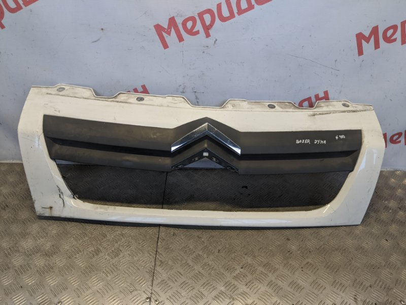 Решетка радиатора Citroen Jumper 250 2.2 2009 (б/у)