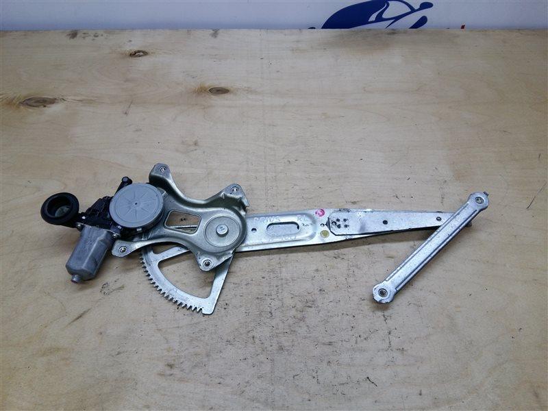 Стеклоподъемник электрический задний левый Toyota Prius XW20 2007 (б/у)