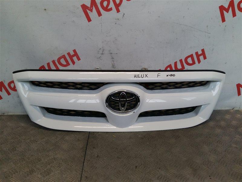 Решетка радиатора Toyota Hilux VII 2006 (б/у)