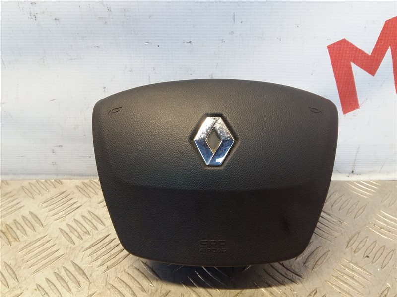 Подушка безопасности в рулевое колесо Renault Megane III 2010 (б/у)