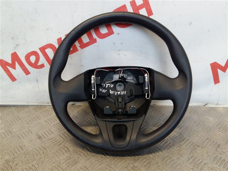 Рулевое колесо без airbag Renault Megane III 2010 (б/у)