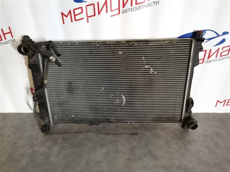 Радиатор основной Mercedes Benz Clk C209 2005 (б/у)