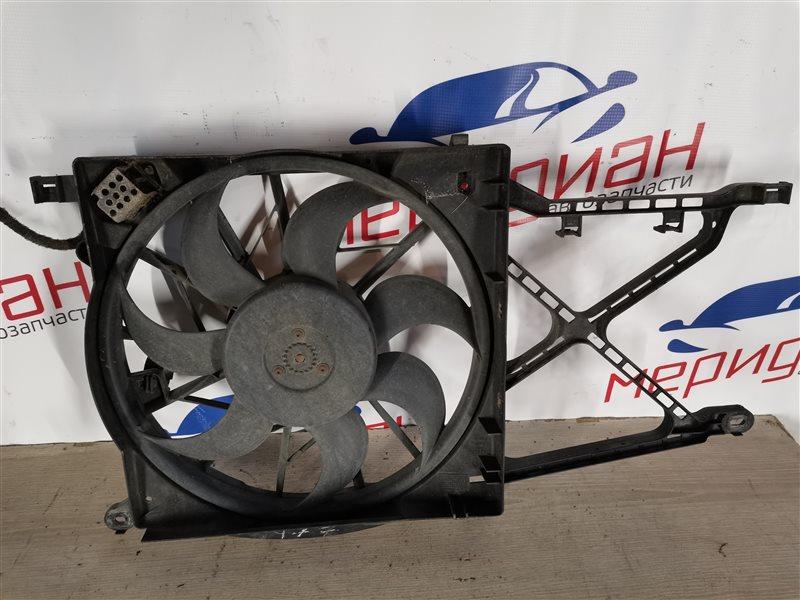 Вентилятор радиатора Opel Zafira B 2006 (б/у)