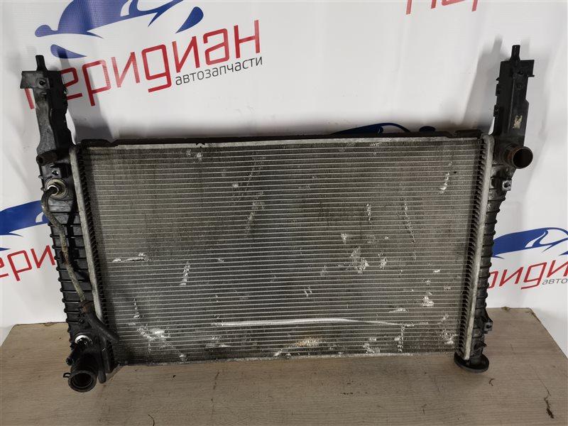 Радиатор основной Opel Antara 2010 (б/у)
