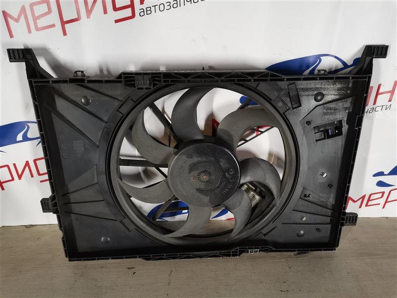 Вентилятор радиатора Mercedes Benz A-Class W169 2005 (б/у)