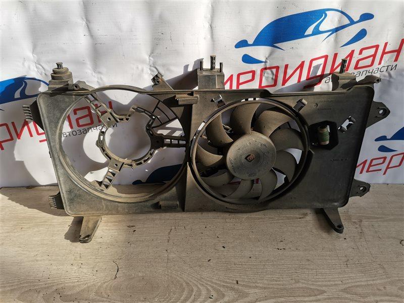 Вентилятор радиатора Fiat Doblo 2006 (б/у)