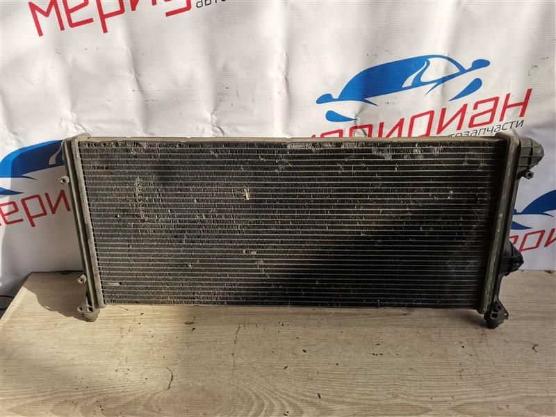 Радиатор основной Fiat Doblo 2006 (б/у)