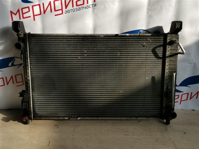 Радиатор основной Mercedes Benz A-Class W169 2005 (б/у)