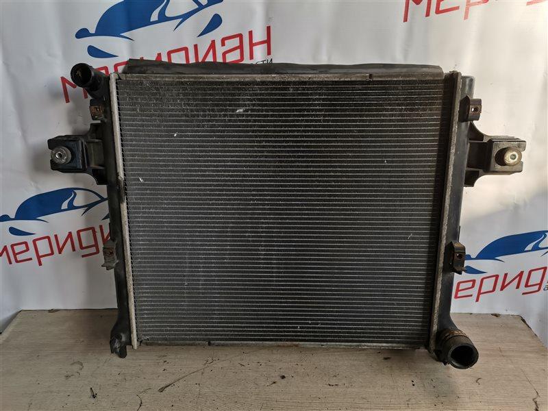 Радиатор основной Jeep Grand Cherokee WH/WK 2006 (б/у)