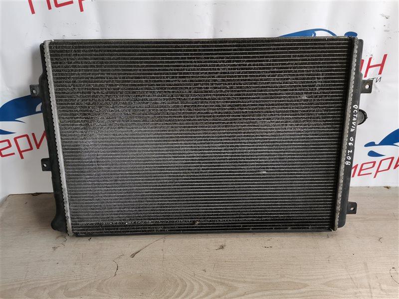Радиатор основной Skoda Octavia A5 2006 (б/у)