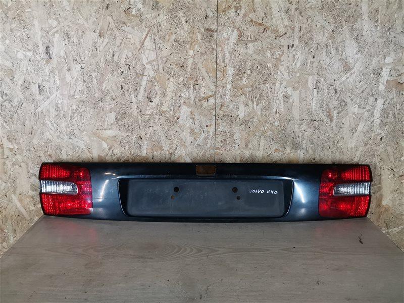 Накладка двери багажника Volvo V40 2003 (б/у)