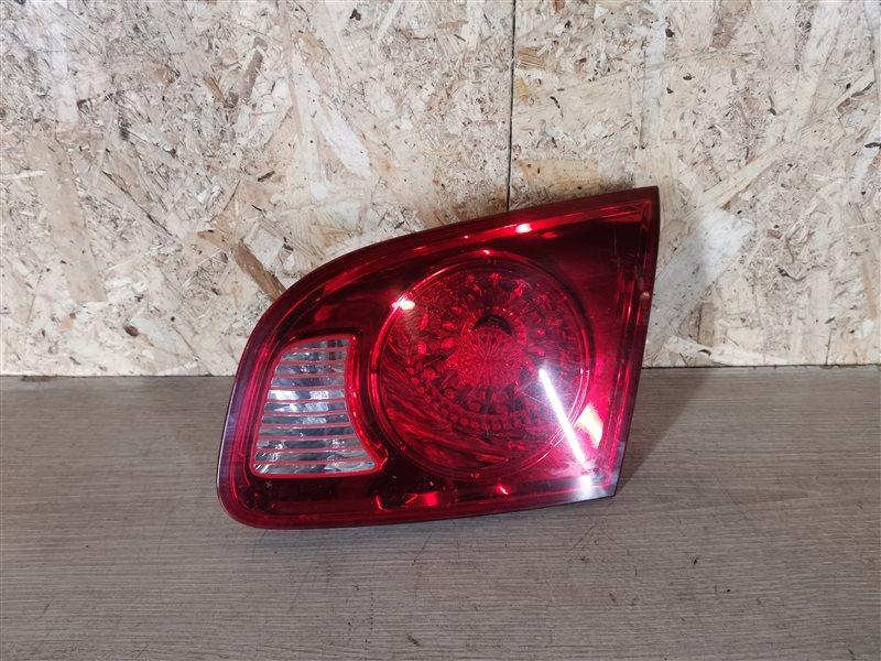 Фонарь задний внутренний правый Hyundai Santa Fe CM 2006 (б/у)
