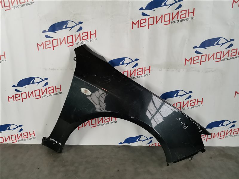Крыло переднее правое Subaru Impreza G12 2010 (б/у)