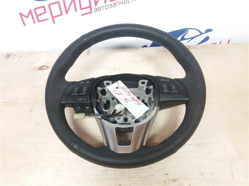 Рулевое колесо без airbag Mazda Cx5 2016 (б/у)
