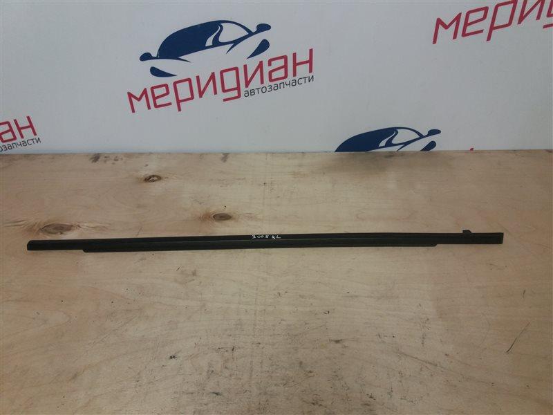 Накладка стекла заднего левого Peugeot 3008 2011 (б/у)
