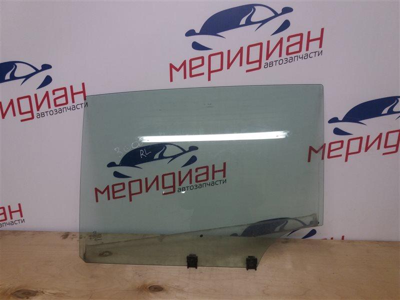 Стекло двери задней левой Peugeot 3008 2011 (б/у)