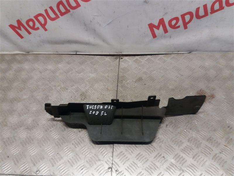 Воздуховод радиатора правый Hyundai Tucson 2005 (б/у)