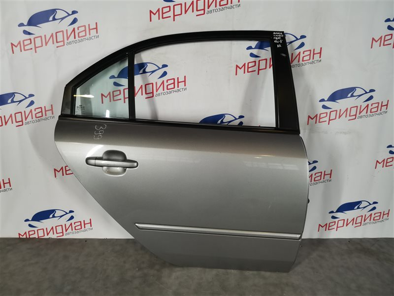 Дверь задняя правая Hyundai Sonata V(NF) 2010 (б/у)