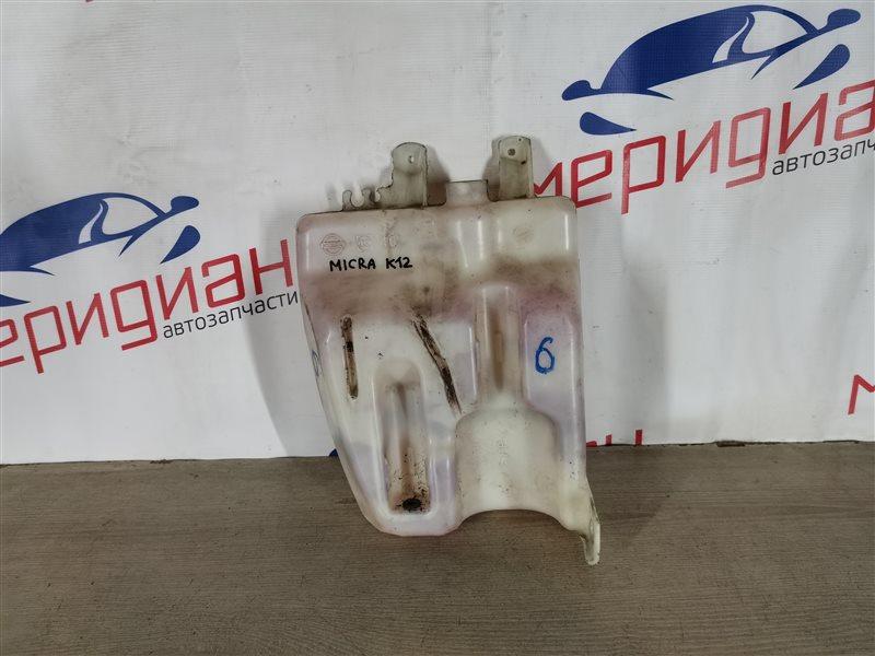 Бачок омывателя Nissan Micra K12E 2005 (б/у)