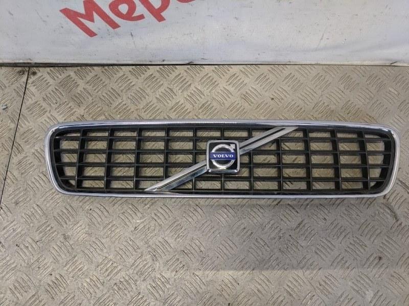 Решетка радиатора Volvo S40 MS 2.0 2006 (б/у)