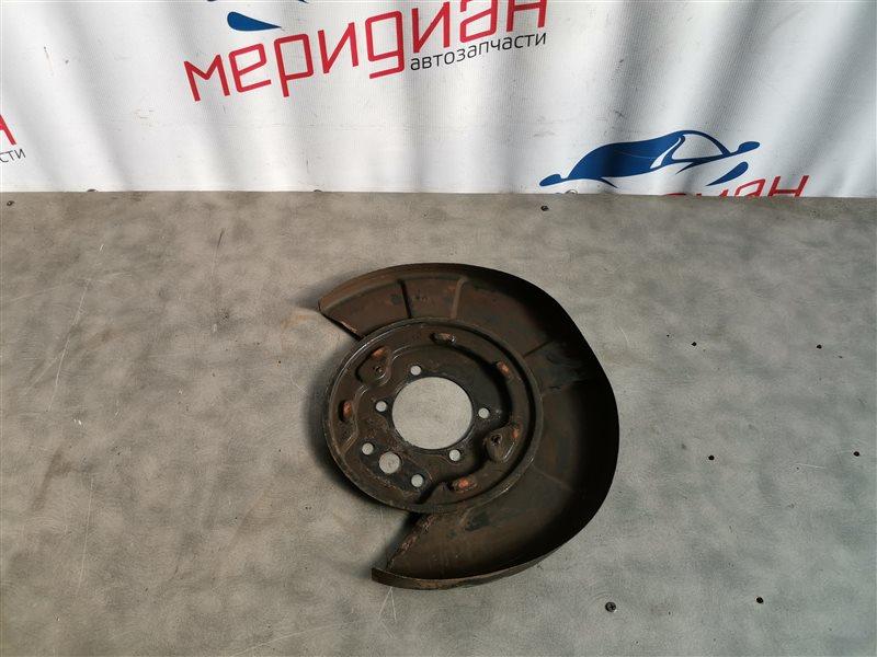 Пыльник тормозного диска задний левый Infiniti M/q70 Y51 V9X 2011 (б/у)