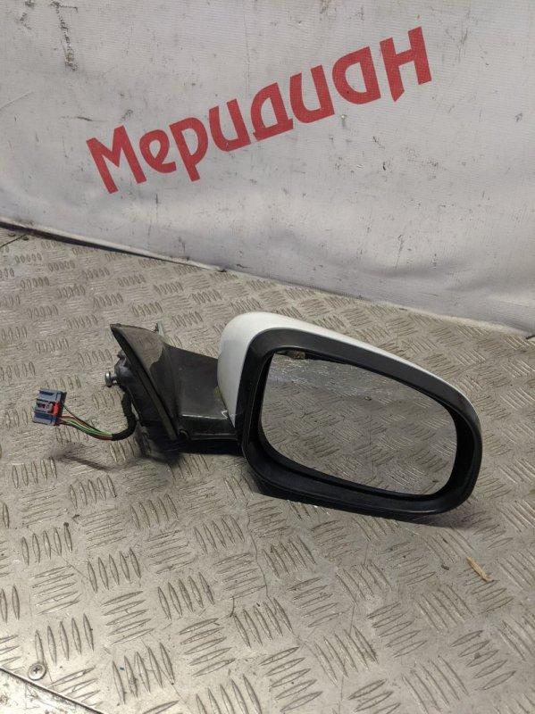 Зеркало правое электрическое Jaguar Xf 2.0 2014 (б/у)