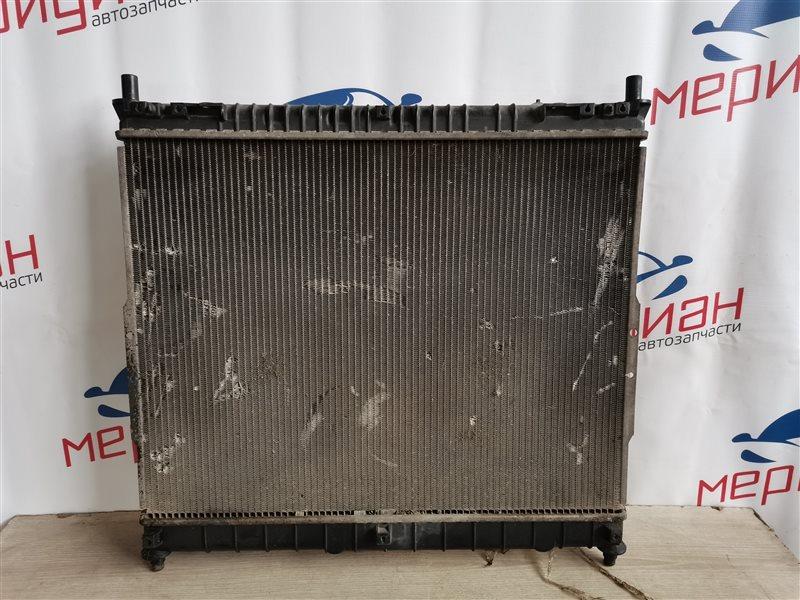 Радиатор основной Ssang Yong Rexton II 2010 (б/у)