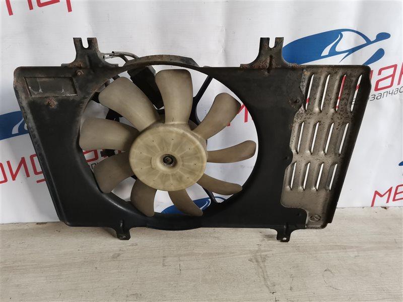 Вентилятор радиатора Mazda 2 DE 2009 (б/у)