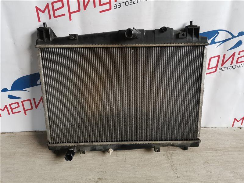 Радиатор основной Mazda 2 DE 2009 (б/у)