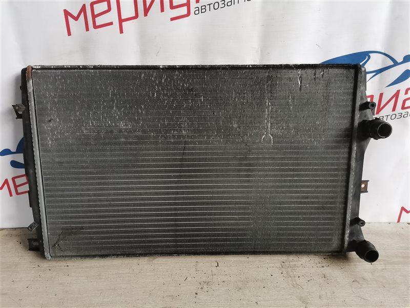 Радиатор основной Skoda Octavia A5 2007 (б/у)