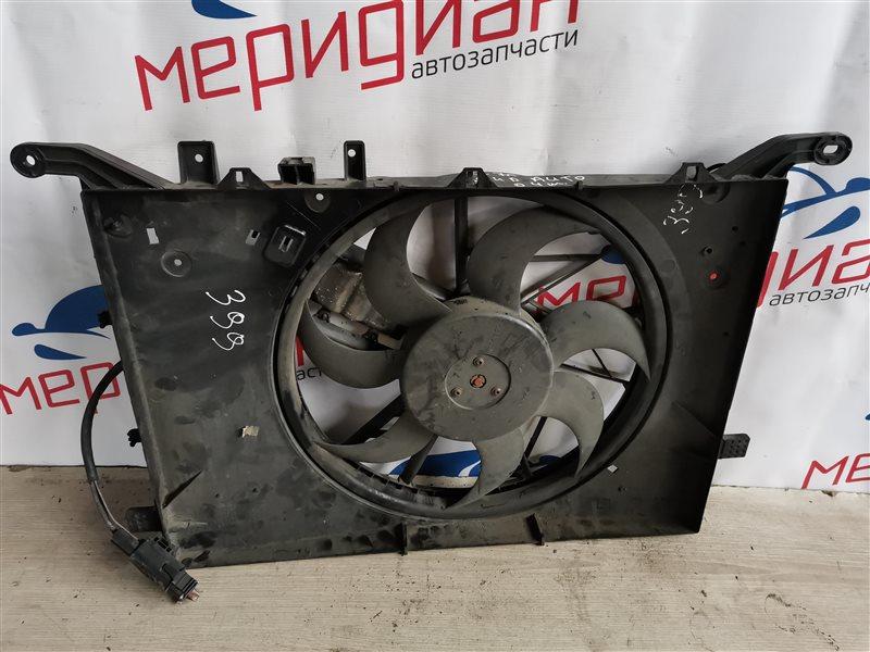 Вентилятор радиатора Volvo S60 2006 (б/у)
