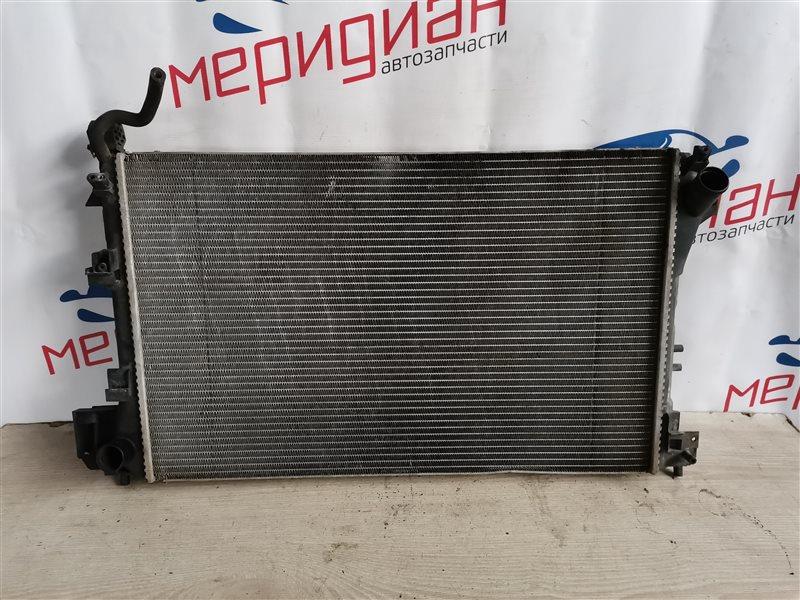 Радиатор основной Opel Vectra C 2005 (б/у)