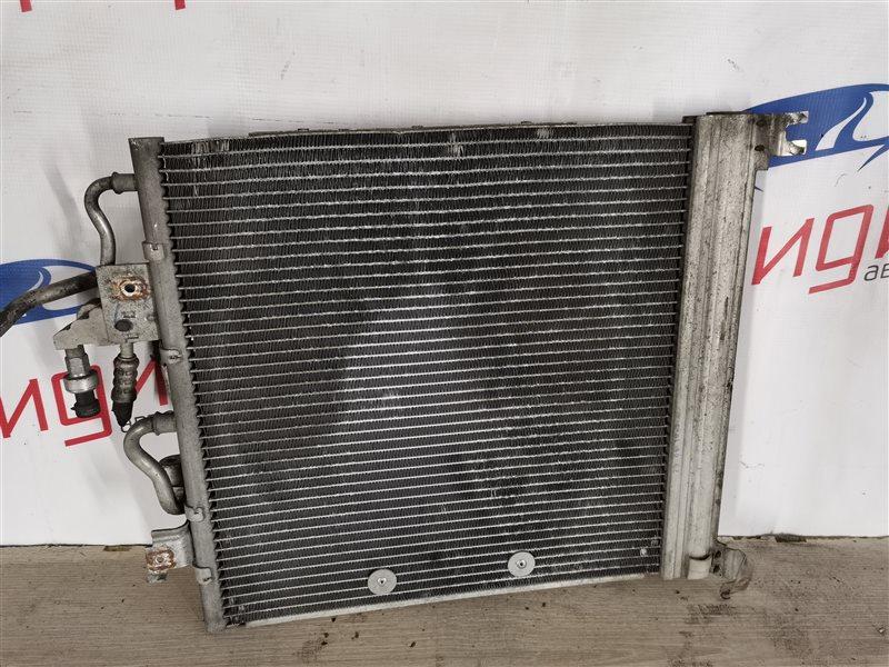 Радиатор кондиционера Opel Zafira B 2006 (б/у)