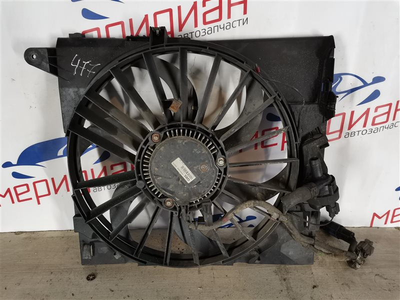 Вентилятор радиатора Jaguar S-Type 2005 (б/у)