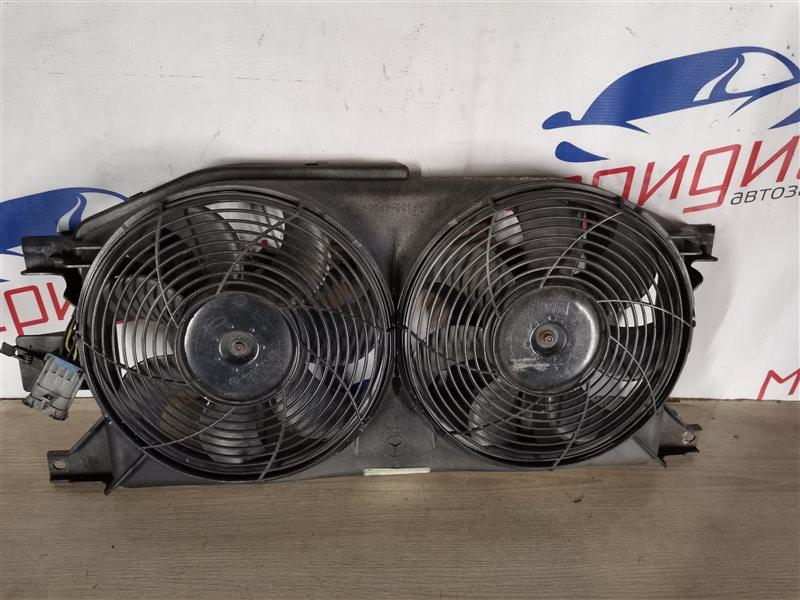 Вентилятор радиатора Mercedes Benz Ml W163 2000 (б/у)