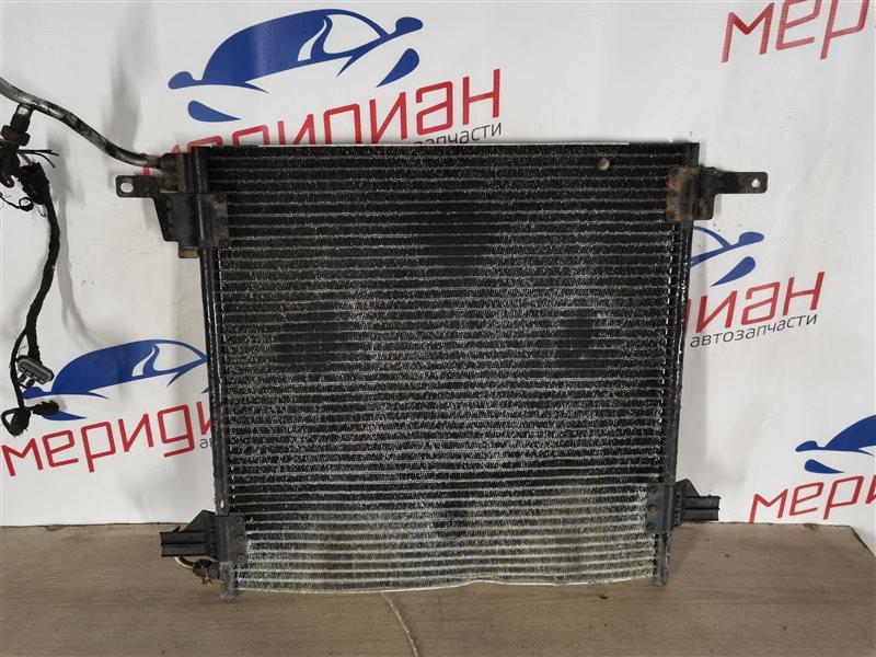 Радиатор кондиционера Mercedes Benz Ml W163 1999 (б/у)