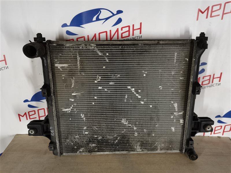 Радиатор основной Jeep Commander XK 2008 (б/у)