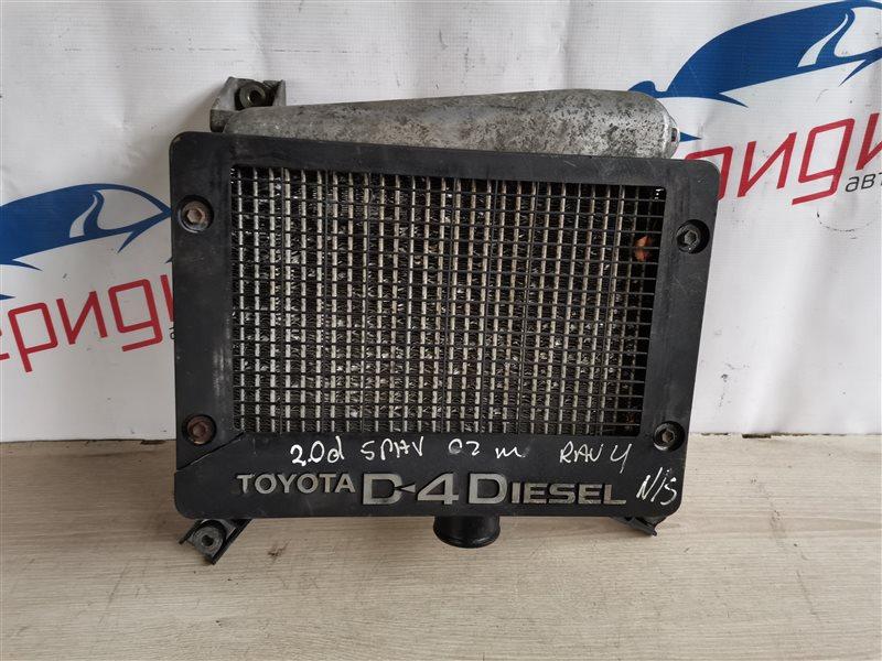Интеркулер Toyota Rav4 XA20 2001 (б/у)
