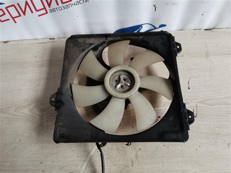 Вентилятор радиатора кондиционера Toyota Rav4 XA20 2004 (б/у)