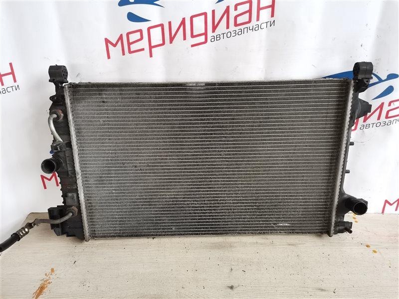 Радиатор основной Saab 9-3 2006 (б/у)