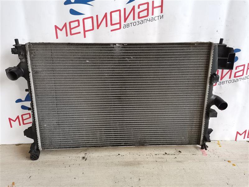 Радиатор основной Opel Vectra C 2007 (б/у)