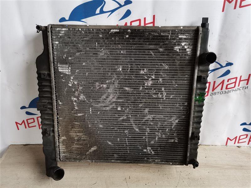 Радиатор основной Jeep Cherokee KJ 2004 (б/у)